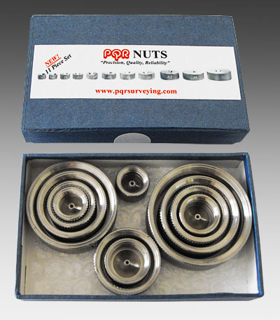 PQR Nuts - 11 Pack in the box